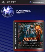 Magic: The Gathering - Duels of the Planeswalkers 2012 SEN cover (NPUB30408)