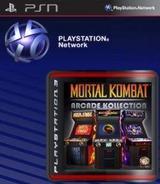 Mortal Kombat Arcade Kollection SEN cover (NPUB30468)