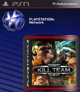Warhammer 40,000: Kill Team SEN cover (NPUB30473)