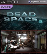 Dead Space 2 SEN cover (NPUB30477)