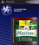 Tiger Woods PGA Tour 12: The Masters SEN cover (NPUB30528)