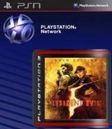 Resident Evil 5: Gold Edition SEN cover (NPUB30564)