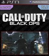 Call of Duty: Black Ops SEN cover (NPUB30584)