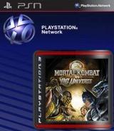 Mortal Kombat vs. DC Universe SEN cover (NPUB30594)