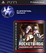 Rocketbirds: Hardboiled Chicken SEN cover (NPUB30597)