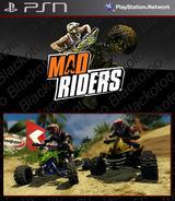 Mad Riders SEN cover (NPUB30712)