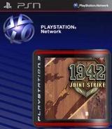 1942: Joint Strike SEN cover (NPUB90104)