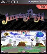 Jumping Flash! SEN cover (NPUI94103)