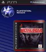 Metal Gear Solid SEN cover (NPUJ00594)