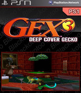 Gex 3: Deep Cover Gecko SEN cover (NPUJ00806)