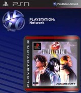 Final Fantasy VIII SEN cover (NPUJ00892)