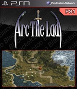 Arc the Lad SEN cover (NPUJ01224)