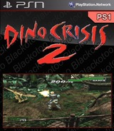 Dino Crisis 2 SEN cover (NPUJ01279)