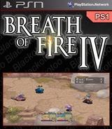 Breath of Fire IV SEN cover (NPUJ01324)