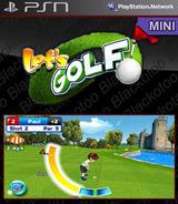 Let's Golf SEN cover (NPUZ00004)