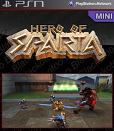 Hero of Sparta SEN cover (NPUZ00005)
