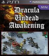 Dracula: Undead Awakening SEN cover (NPUZ00046)