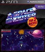 A Space Shooter for 2 Bucks! SEN cover (NPUZ00190)
