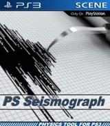 PS Seismograph Homebrew cover (PSEISM0GR)