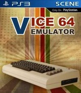 VICE 64 Emulator Homebrew cover (VICE90000)