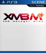 XMB Manager Plus Homebrew cover (XMBMANPLS)