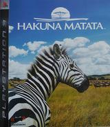 Hakuna Matata PS3 cover (BCAS20062)