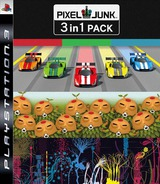 PixelJunk 3-in-1 Pack PS3 cover (BCAS20070)