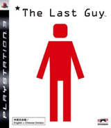 The Last Guy PS3 cover (BCAS20073)