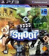 槍戰開麥拉 PS3 cover (BCAS20134)