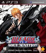 死神:靈魂爆發 PS3 cover (BCAS20186)