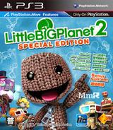 小小大星球 2 年度特別版 (中英文合版) PS3 cover (BCAS20201)