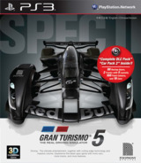 跑車浪漫旅5 SPEC 2012 PS3 cover (BCAS20229)