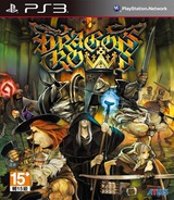 Dragon's Crown PS3 cover (BCAS20298)