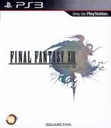 Fainaru Fantajī Sātīn PS3 cover (BCAS25001)