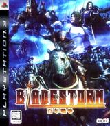 Bladestorm: Hyakunen Sensou PS3 cover (BLAS50016)