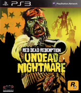 Red Dead Redemption: Undead Nightmare Collection PS3 cover (BLAS50296)