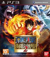 One Piece: Kaizoku Musou 2 PS3 cover (BLAS50597)