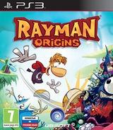 Rayman Origins PS3 cover (BLES01386)