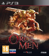 Of Orcs and Men PS3 cover (BLES01586)