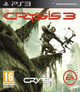 Crysis 3 PS3 cover (BLUS30976)