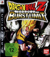 Dragon Ball Z: Burst Limit PS3 cover (BLES00231)