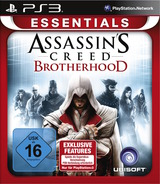 Assassin's Creed: Brotherhood PS3 cover (BLES00909)