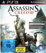 Assassin's Creed III PS3 cover (BLES01667)