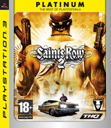 Saints Row 2 PS3 cover (BLES00373)