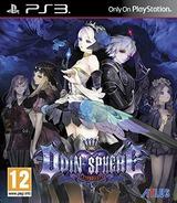 Odin Sphere Leifthrasir PS3 cover (BLES02241)