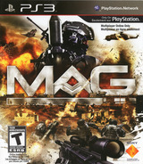 MAG PS3 cover (BCUS98110)