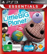LittleBigPlanet PS3 cover (BCES00141)