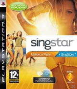 SingStar: Mallorca Party PS3 cover (BCES00519)