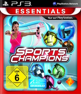 Sports Champions PS3 cover (BCES01012)