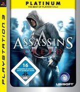 Assassin's Creed PS3 cover (BLES00158)